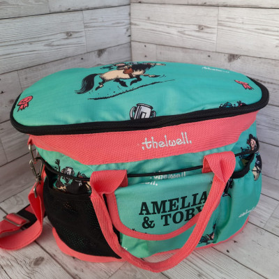 Thelwell Trophy personalised grooming bag