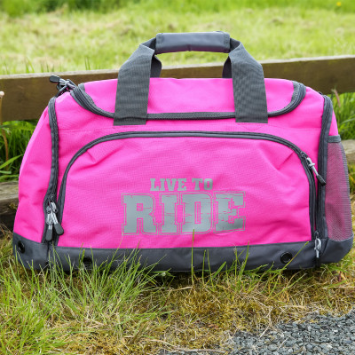 Live To Ride Tardis Bag