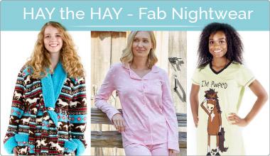 Hay and Hay nightwear